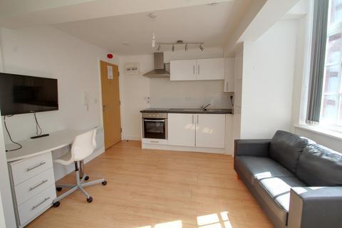 Studio to rent - East Bond Street, Leicester