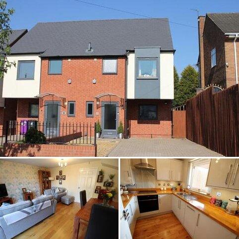 3 bedroom semi-detached house for sale - Sandringham Road, Penn