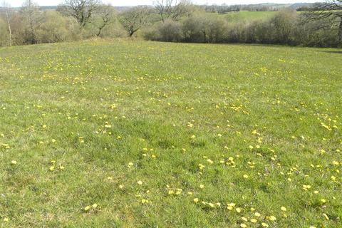 Farm land for sale - Waungilwen, Llandysul