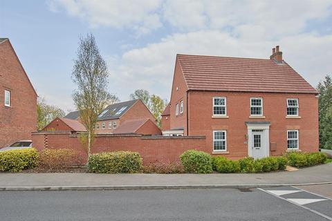 4 bedroom detached house for sale - Sunloch Close, Burbage