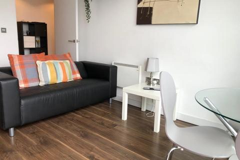 1 bedroom apartment to rent - Number One Media City, Pink, Salford