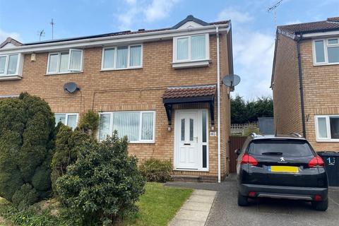 3 bedroom semi-detached house for sale - Brassington Close, West Hallam