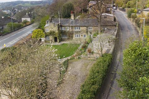 5 bedroom detached house for sale - The Cottage, Trimmingham Lane, Trimmingham, Halifax, HX2 7JQ