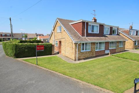3 bedroom semi-detached house for sale - Cawood Drive, Skirlaugh, Hull
