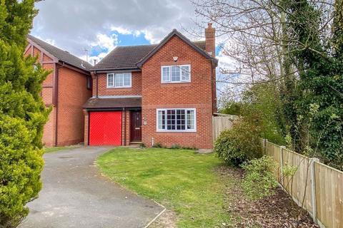 4 bedroom detached house for sale - Hogarth Road, Thurcaston, LE4