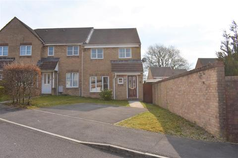 3 bedroom end of terrace house for sale - Meadow Rise, Townhill, Swansea