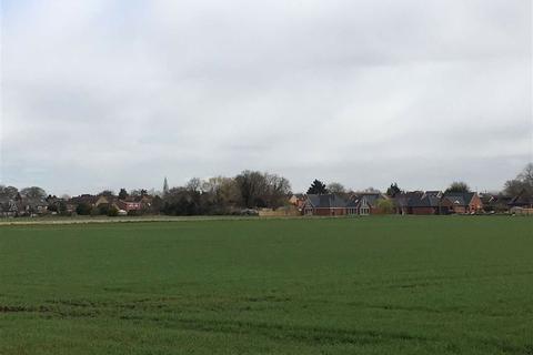 Land for sale - Meadow Road, Peakirk, Peterborough
