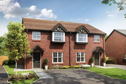 3 bedroom terraced house for sale - The Gosford - Plot 183 at Cherry Tree Park, Cherry Tree Park, Crewe Road CW2