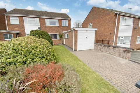 3 bedroom semi-detached house for sale - Priest Meadow, Fleckney, Leicester