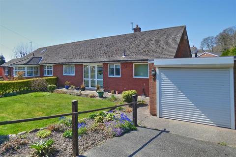 2 bedroom semi-detached bungalow for sale - Thorp Avenue, Morpeth