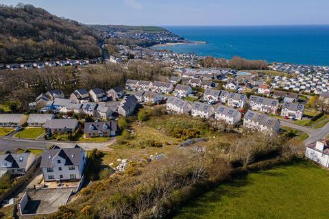 Plot for sale - New Quay, Ceredigion, SA45