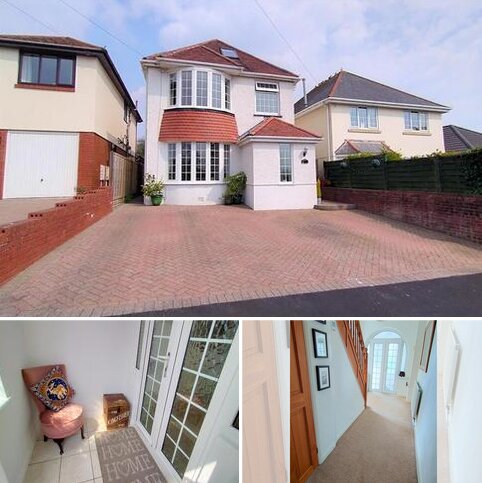 4 bedroom detached house for sale - Lady Housty Avenue, Newton, Swansea