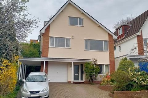 4 bedroom detached house for sale - Southerndown Avenue, Mayals, Swansea