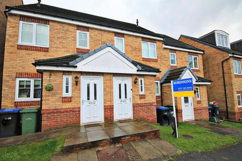 3 bedroom townhouse for sale - St Lukes Mews, Ushaw Moor, Durham