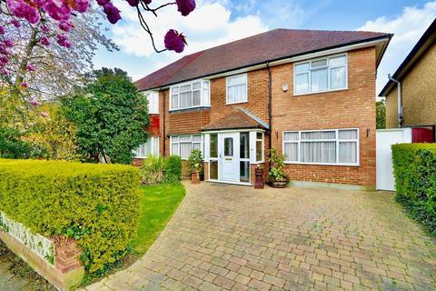 4 bedroom semi-detached house for sale - Almond Avenue, Ickenham, UB10