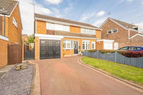 3 bedroom semi-detached house for sale - Cranham Drive, Kingswinford, DY6 8HG