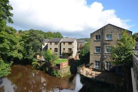 2 bedroom flat for sale - Bridge Mills, Station Road, Luddenden, Halifax.  HX2 6AD