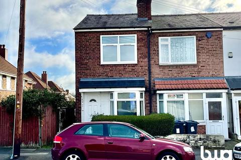 2 bedroom end of terrace house for sale - Charlotte Road, Stirchley, Birmingham, B30 2BL