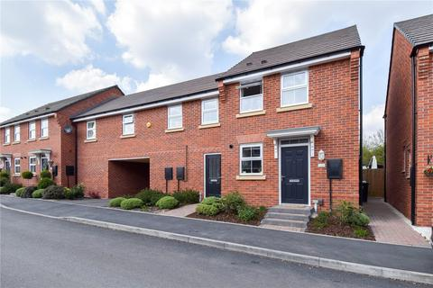 2 bedroom semi-detached house for sale - Whetstone Street, Wirehill, Redditch, Worcestershire, B98