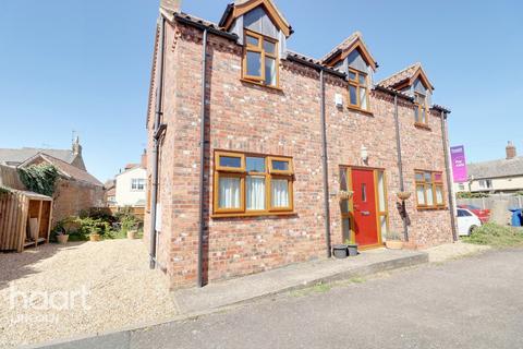 3 bedroom detached house for sale - Horncastle Road, Bardney