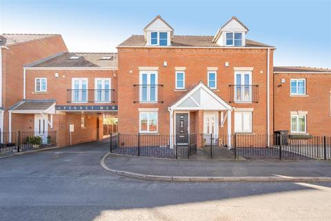 3 bedroom townhouse for sale - Back Road, Kingswinford, DY6 7AJ