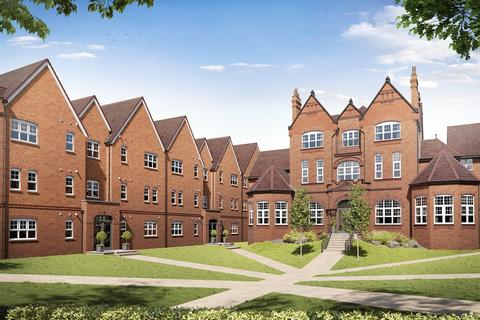 1 bedroom flat for sale - Plot 633, 1 Bedroom Apartment at Ellis Court, Macniece Close B29