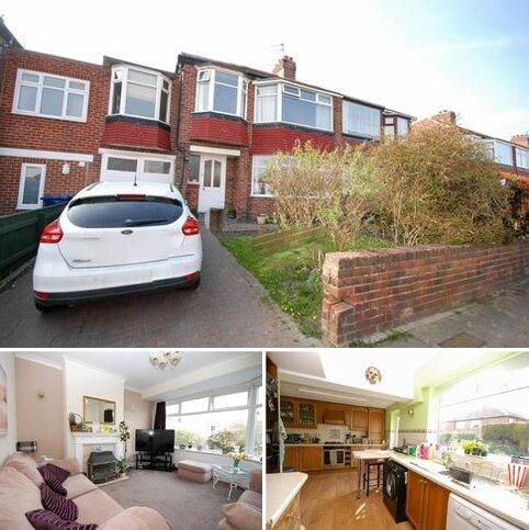 4 bedroom terraced house for sale - Cloverdale Gardens, High Heaton