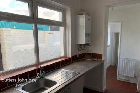 2 bedroom terraced house for sale - Portland Street, Hanley, Stoke-On-Trent ST1 5HZ