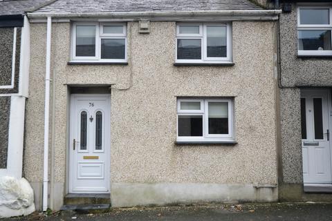 2 bedroom terraced house for sale - Rhedyw Road, Llanllyfni, Caernarfon, Gwynedd, LL54