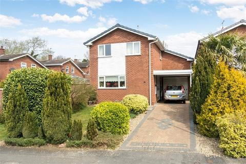 3 bedroom detached house for sale - Pochin Drive, Market Harborough, Leicestershire