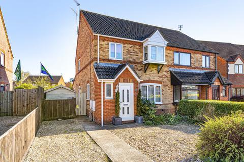 3 bedroom semi-detached house for sale - Elmtree Road, Ruskington, NG34