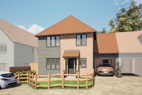 3 bedroom link detached house for sale - Elvington Lane, Hawkinge, Folkestone