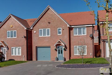 5 bedroom detached house for sale - Jacob Close, Brockhill , Redditch B97 6BT