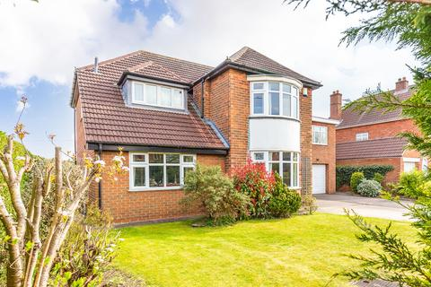 4 bedroom detached house for sale - Yarborough Crescent, Lincoln