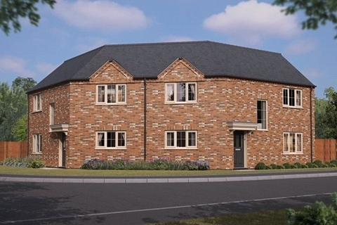 3 bedroom semi-detached house for sale - Flaxwell Fields, Lincoln Road, Ruskington, Sleaford, NG34