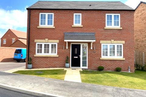 3 bedroom detached house for sale - Berriman Drive, Driffield