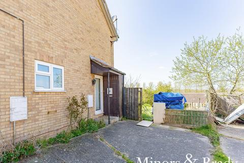 1 bedroom end of terrace house for sale - Constable Close, Halesworth