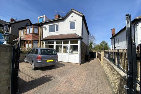 3 bedroom semi-detached house for sale - Aireville Avenue, Shipley, BD18