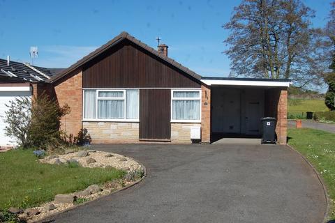 2 bedroom detached bungalow for sale - Woodland Close, Albrighton, Wolverhampton