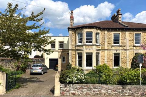 6 bedroom semi-detached house for sale - Napier Road, Redland