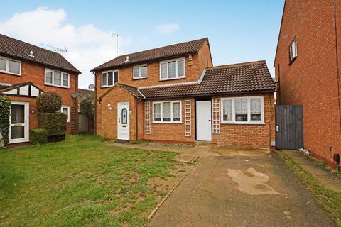 4 bedroom detached house for sale - Morrell Close, Barton Hills, Luton, Bedfordshire, LU3 3XB