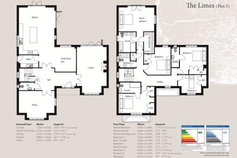 5 bedroom stone house for sale - The Limes, The Woodyard, Stamford Road, Colsterworth