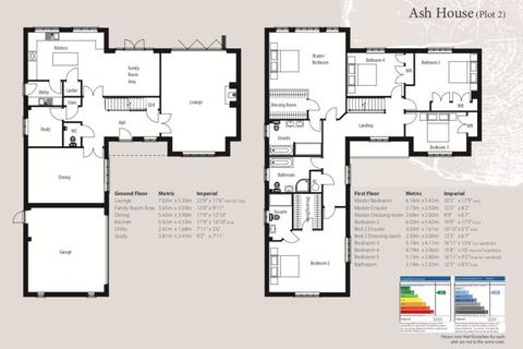 5 bedroom stone house for sale - Ash House, The Woodyard, Stamford Road, Colsterworth
