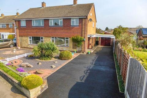 3 bedroom semi-detached house for sale - Jasmine Road, Great Bridgeford, Stafford
