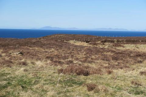 Land for sale - Earlish, Snizort, Isle of Skye