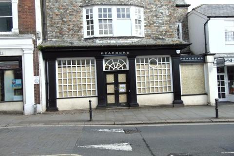 Shop to rent - Fore Street, Totnes