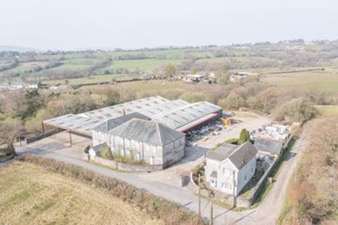 Industrial unit for sale - Gelligaer Court, Hospital Road, Penpedairheol