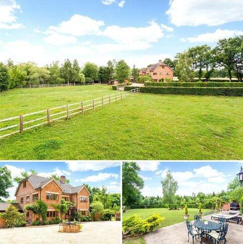 6 bedroom equestrian property for sale - Oak Lane, Shillinglee, Godalming, GU8