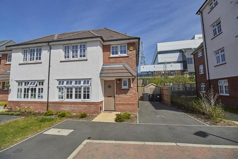 3 bedroom semi-detached house for sale - Ferry Pickering Close, Hinckley