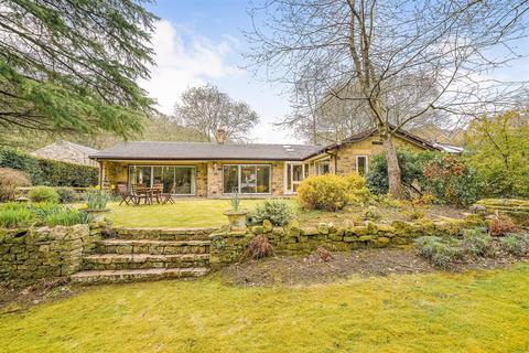 3 bedroom detached bungalow for sale - Bar Lane, Ripponden, Sowerby Bridge